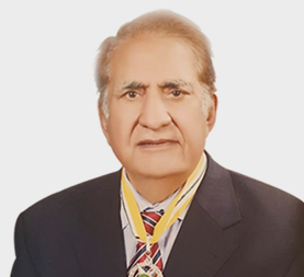 Dr. M. Lateef Chaudhry